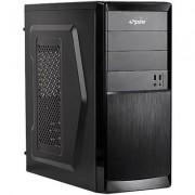 PC desktop recomandat office cu procesor Intel i3, memorie 4GB DDR3, video onboard Intel HD si spatiu de stocare HDD de 250GB
