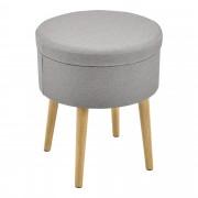[en.casa] Konferenčný stolík / taburetka / podnožka ABFF-1438