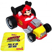 Mickey's Hot Rod Mickey and the Roadster Racers Pullback Racer