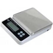 Yozika Digital Kitchen Weight Machine Weighing Scale(Silver)