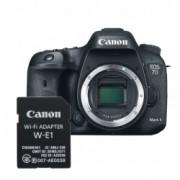 Canon EOS 7D Mark II Aparat Foto DSLR 20MP CMOS Body si Adaptor Wi-Fi Canon W-E1
