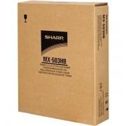 Sharp MX-503HB bote residual de toner