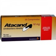 Atacand 16mg Com 30 Comprimidos