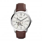 Часовник FOSSIL - Townsman ME3064 Dark Brown/Silver/Steel