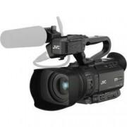 JVC Kamera JVC JVC GY-HM250E 8.9 cm (3.5 palec) 12.4 MPix Zoom (optický): 12 x černá