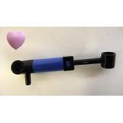 LEGO TECHNIC: One LEGO pneumatic pump small (blue)
