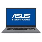 "Laptop Asus S510UN-BQ135, 15.6"" FHD, Intel Core I7-8550U, nVidia GeForce MX150 2GB, RAM 8GB DDR4, HDD 1TB, EndlessOS"