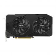 Placa video Asus nVidia GeForce GTX 1660 Dual EVO O6G 6GB GDDR5 192bit