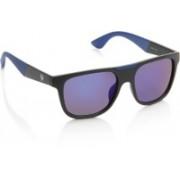 Allen Solly Rectangular Sunglasses(Violet, Blue)