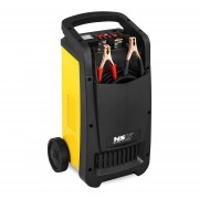Heavy Duty Battery Charger - Jump Starter - 12/24 V - 70 A - Compact