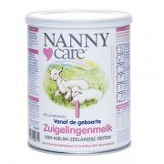 Nanny Care Nannycare Geitenmelk Zuigelingenvoeding 400gr