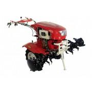 Motocultor PRO SERIES NEW 1350-S DIESEL 12CP cu pornire - diferential - roti