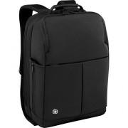 Wenger Reload 16 inch Laptop Backpack with Tablet Pocket, Black
