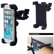 Universal Bike Holder 360 Degree Rotating Bicycle Holder Motorcycle cell phone Cradle Mount Holder for All Size Mobile P