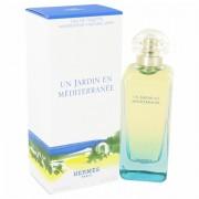 Un Jardin En Mediterranee Eau De Toilette Spray (Unisex) By Hermes 3.4 oz Eau De Toilette Spray