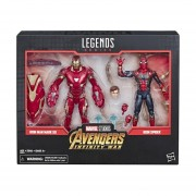 Marvel Legends Iron Man Mark 50 & Iron Spider 2-pack Target Exclusive