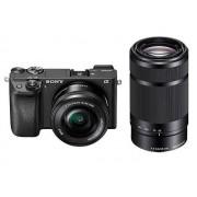 Sony A6300 Double Kit (16-50mm)(55-210mm) Black