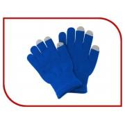 Теплые перчатки для сенсорных дисплеев iGlover Classic р.UNI Light Blue