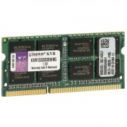 Kingston 8GB 1333MHz PC-10600 DDR3 Non-ECC CL9 SODIMM Notebook Ram Bellek KVR1333D3S9/8G