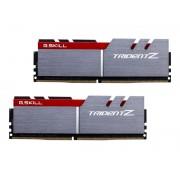 G.Skill TridentZ Series - DDR4 - 16 GB : 2 x 8 GB - DIMM 288-PIN - 3200 MHz / PC4-25600 - CL14
