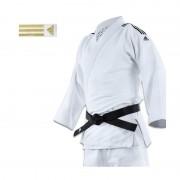 ADIDAS Kimono judo J690 Quest à bandes or