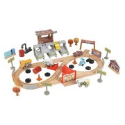 Kidkraft Disney® Pixar Bilar 3 50 Piece Thunder Hollow Track Set
