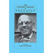 The Cambridge Companion to Foucault by Gary Gutting