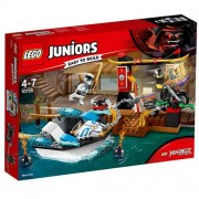 Set de constructie LEGO Juniors Urmarirea lui Zane