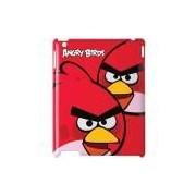 Capa para iPad 2ª, 3ª e 4ª Geração Gear 4IPAB202US Angry Birds AB Red Bird
