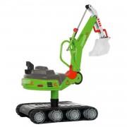 Rolly toys graafmachine rollydigger xl junior groen