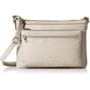 Relic by Fossil Evie Crossbody Handbag, Color: Cement