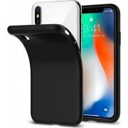 spigen 057cs22119 Custodia Cover Per Apple Iphone X In Tpu Nero Matto - 057cs22119 Liquid Crystal