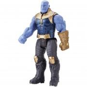 Thanos Con Puerto Para Titan Hero Power Fx Infinity War Marvel