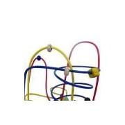 Brinquedo Educativo Aramado Montanha Russa Jogo Pedagógico - Cbr8 1249