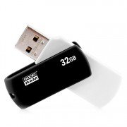 USB DRIVE, 32GB, GoodRam UCO2 Black&Wihte, USB2.0 (UCO2-0320KWR11)