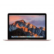 Apple 12-inch Macbook: 1.3GHz dual-core Intel Core i5, 512GB - Rose Gold (International Keyboard)