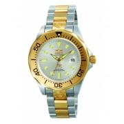 Invicta Watches Invicta Men's 3050 Pro Diver Collection Grand Diver GT Automatic Watch SilverSilver