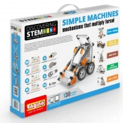Engino Discovering Stem Egyszerű gépek építőjáték