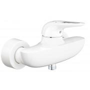 Baterie duş monocomandă Grohe Eurostyle culoare alb-33590LS3