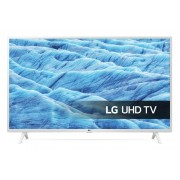 LG 49UM7390 TV LED 49'' 4K UltraHD Triple Tuner HDR Smart TV bianco Gamma New 2019