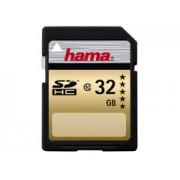 Hama SDHC Card Class10 32GB gold memóriakártya