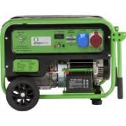 Greengear gázüzemű áramfejlesztő GE-7000T