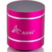 Boxa portabila Bluetooth ADIN MMDB1BTRZ Roz