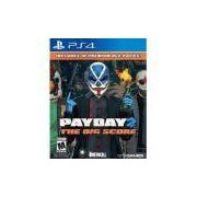 Payday 2 : The Big Score - Ps4
