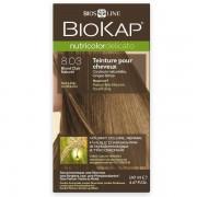 Biokap Coloration 8.03 Blond Clair Naturel - Delicato