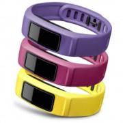 Zamjenski remen za sat vivofit 2 Garmin veličina=S žuta, ružičasta, ljubičasta