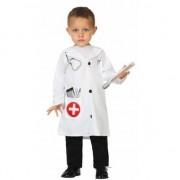 Fiesta carnavales Peuter verkleedkleding dokter