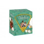 USAopoly Trivial Pursuit Golden Girls Trivia Game Golden Girls TV Show Themed Game 600 Questions to relive all the classic moments from The Golden Girls Themed Trivial Pursuit GameTest your knowledge of