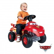 Quad Cars Lightning McQueen 6V
