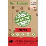 Dr. Animal 100% szárított marhahús kockák 500g (RD01381)